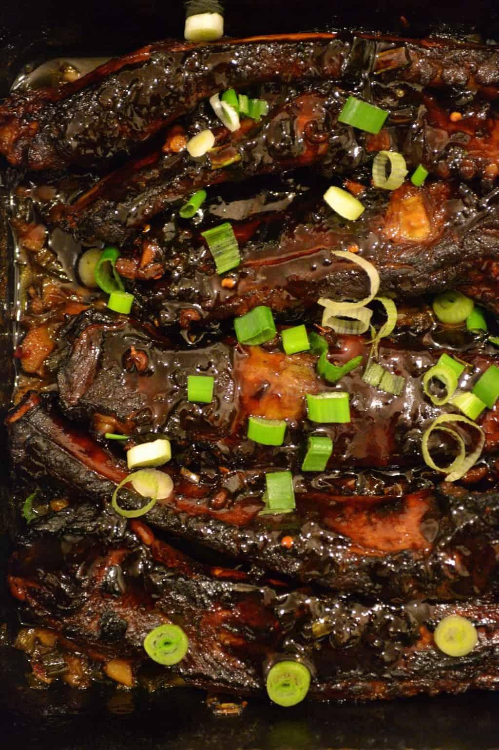 Sticky Ribs Recipe Gordon Ramsay Ribs With Spiced