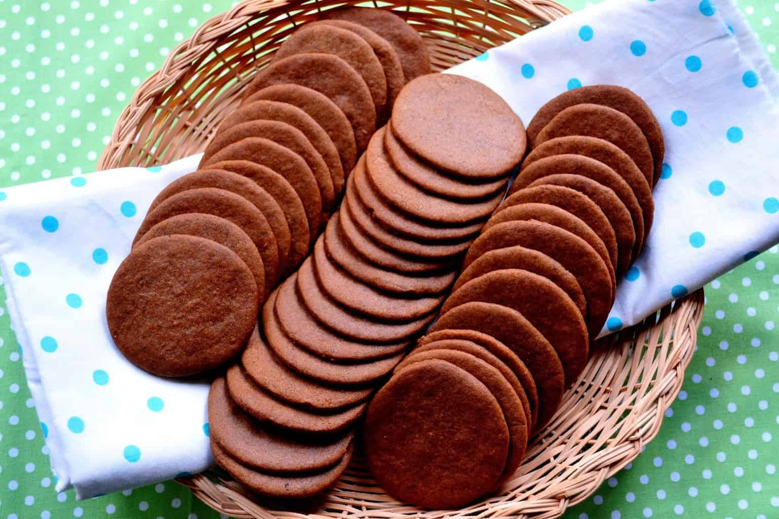RECIPE | Pepparkakor Or Swedish Ginger Snaps Cookies
