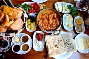 Istanbul Breakfast
