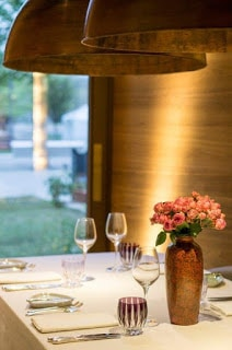image of the fine regional dining at restaurant Babel Budapest