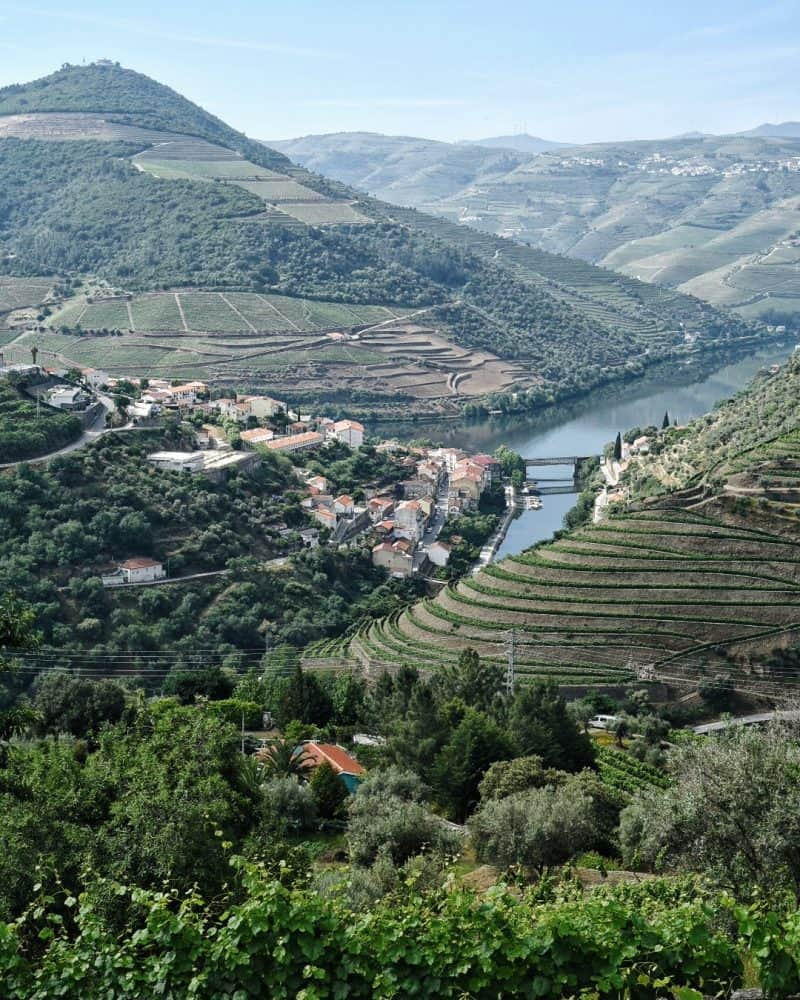 The Douro Valley - GROUP TRAVEL | 10 things To Expect From An Intrepid Travel Tour