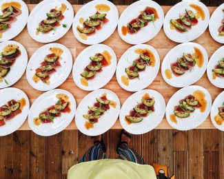FOOD FESTIVAL | Dining With Celebrity Cruises At Taste of London