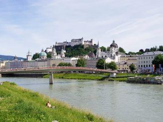 Salzach in Salzburg - AUSTRIA | 10 less obvious things to do in Salzburg, Innsbruck and Graz