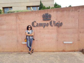 Campo Viejo Bodegas in La Rioja - 7 awesome things to do in Bilbao and La Rioja