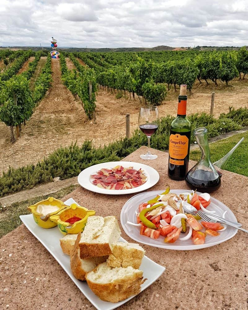 Campo Viejo Bodegas in La Rioja - 7 awesome things to do in Bilbao and La Rioja