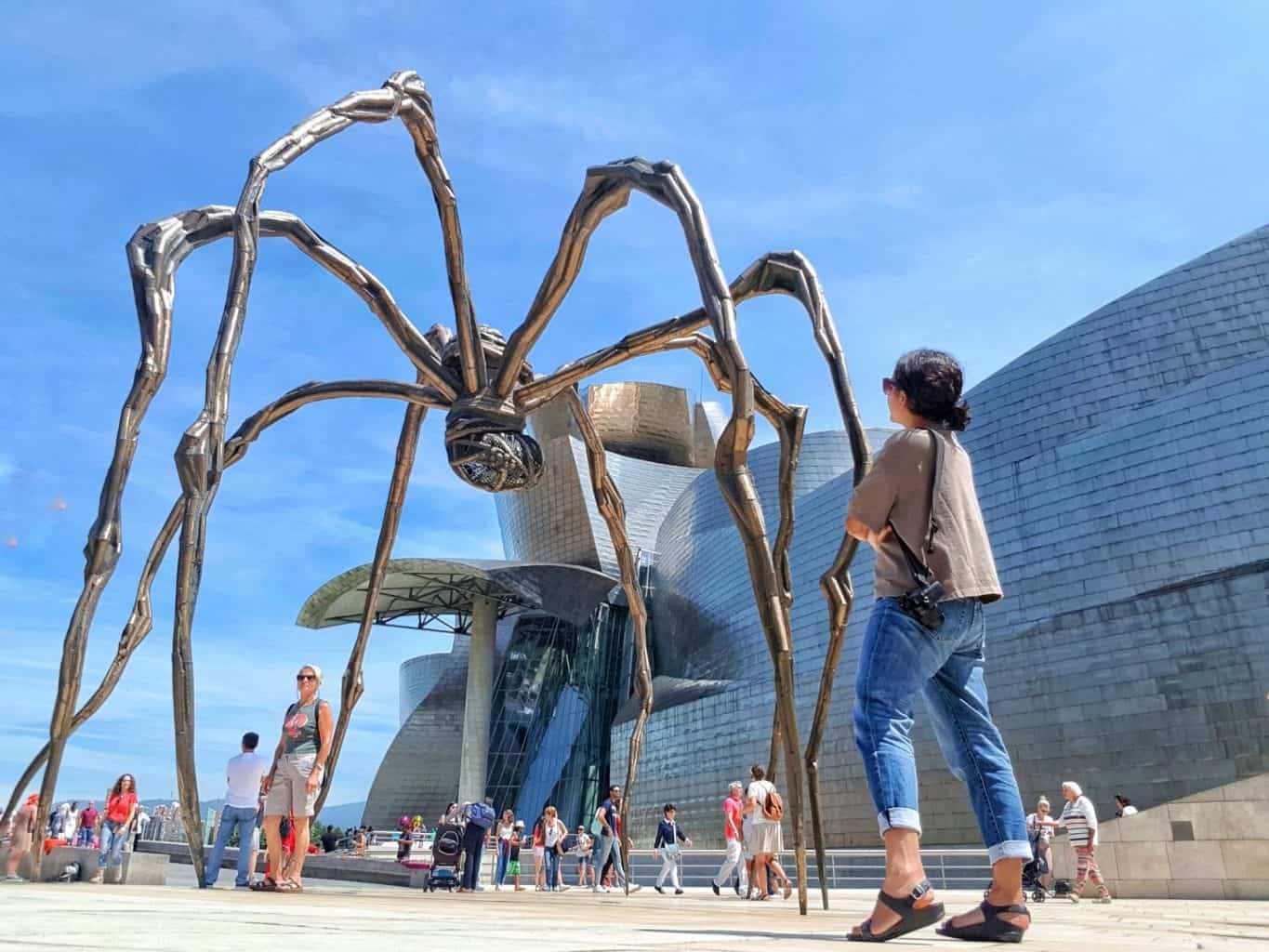 Guggenheim Museum in Bilbao - 7 things you must do in Bilbao and La Rioja
