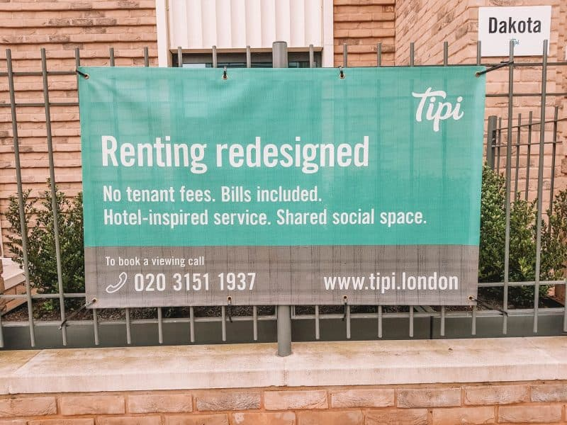 London Renting: 5 Reasons To Rent In London With The City's Coolest Landlord Tipi