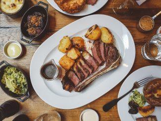 roast potatoes, Sunday lunch, roast dinner, Sunday roast, Sunday dinner
