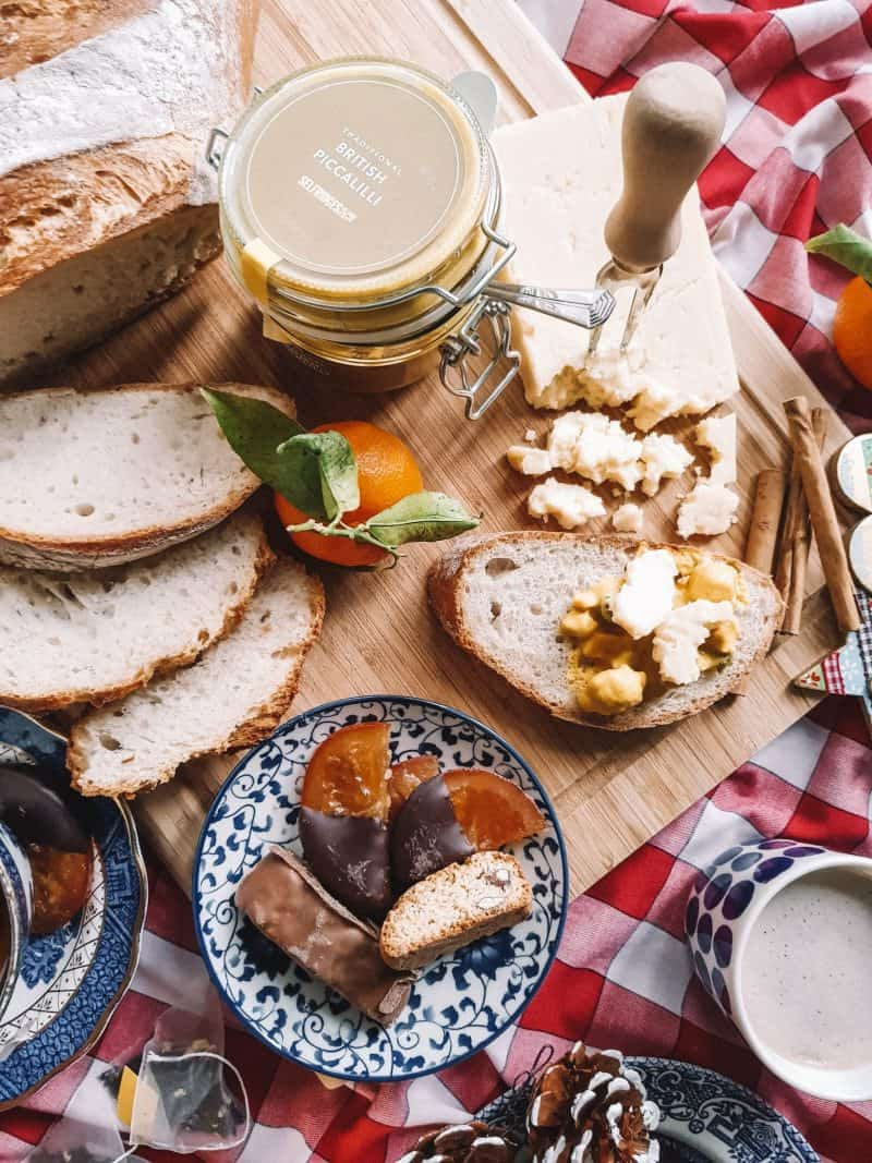 Piccalilli, Selfridges food gift Christmas hampers