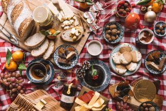 Selfridges Festive Fun Christmas Hamper Food Gift Hamper