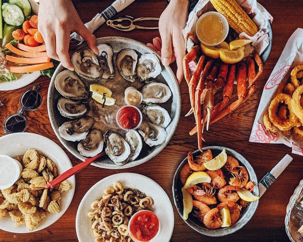 The 10 Best Restaurants On Florida S Emerald Coast Including Destin Fort Walton Beach