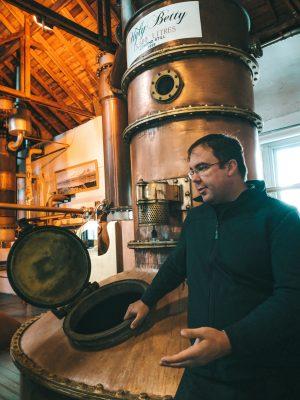 Reasons To Love The Botanist Gin From Scotland's Isle of Islay, Islay distilleries, Bruichladdich distillery, Islay gin