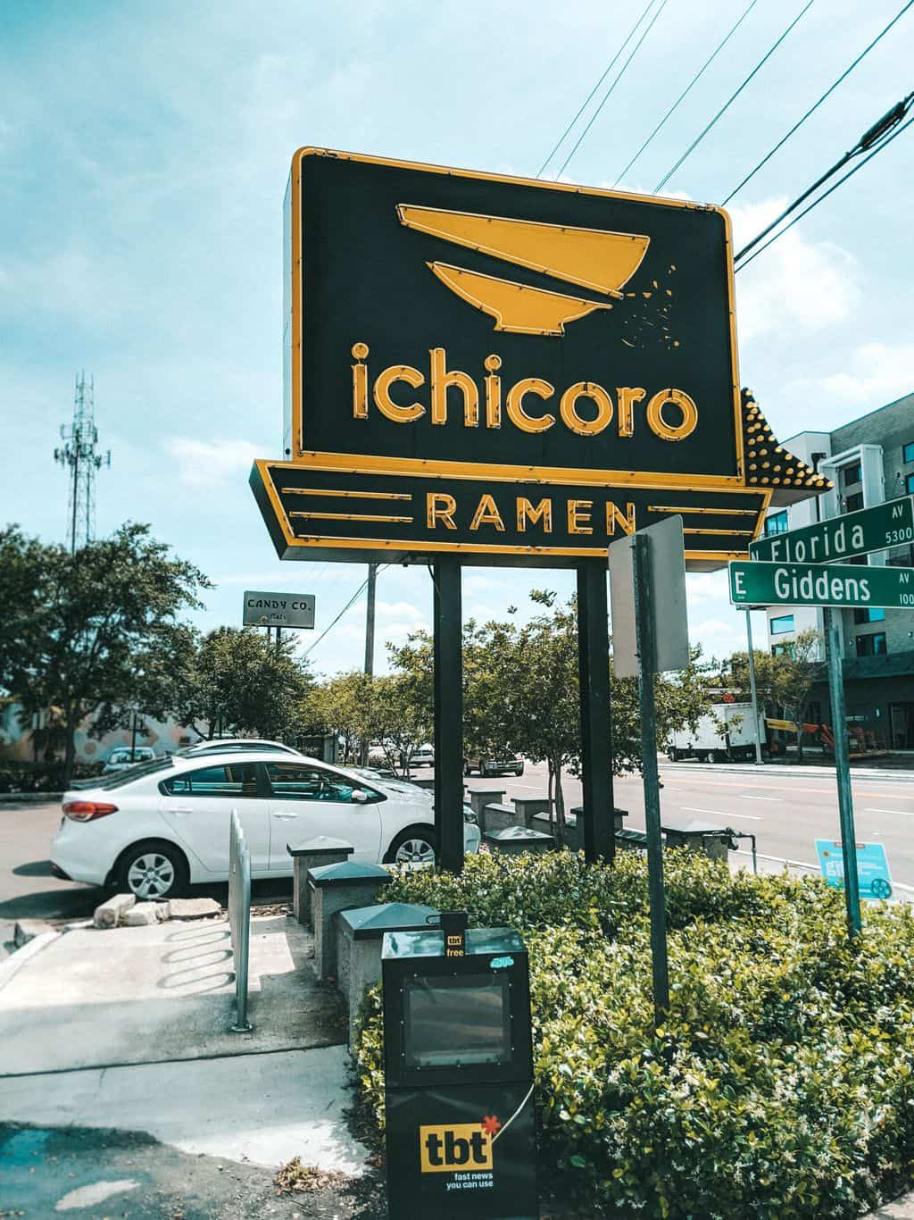 best Cuban sandwiches in Tampa