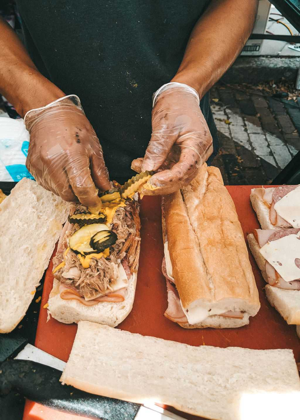 best Cuban sandwiches in Tampa, Cuban sandwich festival