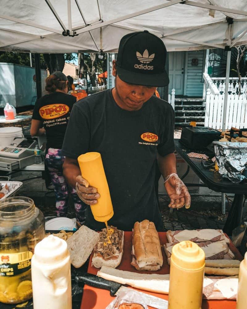 best Cuban sandwiches in Tampa, Cuban sandwich festival