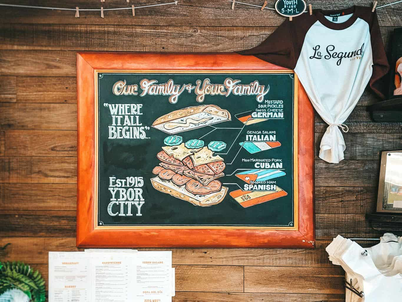 best Cuban sandwiches in Tampa, Cuban sandwich festival, La Segunda, Columbia Restaurant Ybor City