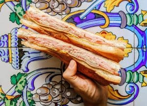 best Cuban sandwiches in Tampa, Columbia Restaurant Ybor City