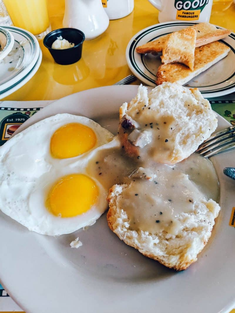 Eggs Biscuits Goody Goody Burgers Tampa Hyde Park Tampa restaurants