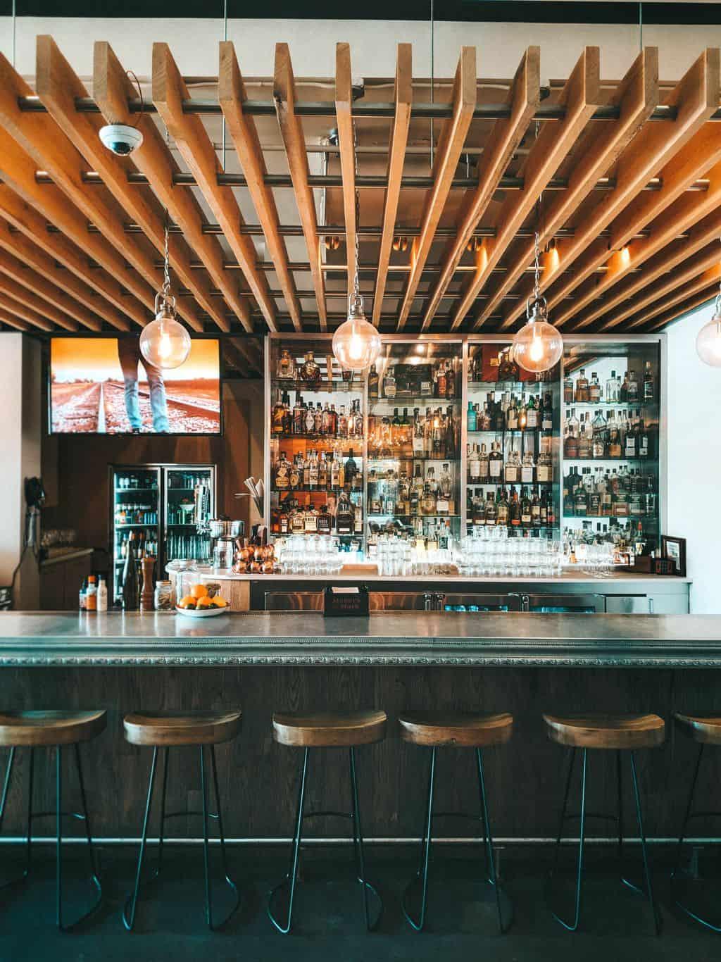 The Epicurean Hotel Bar Tampa Florida SoHo Tampa restaurants