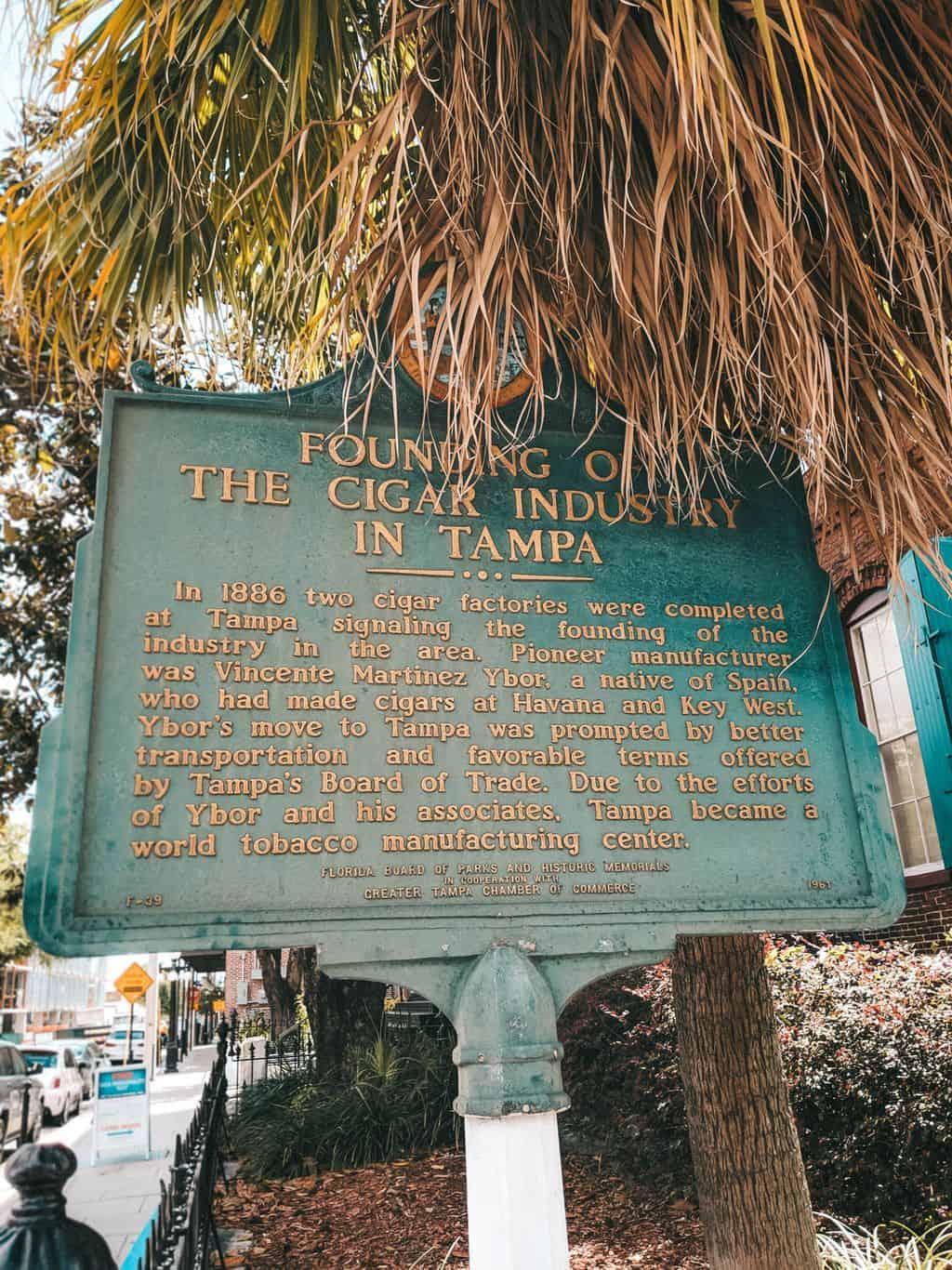 Cigar Rolling Ybor City FL Tampa Bay