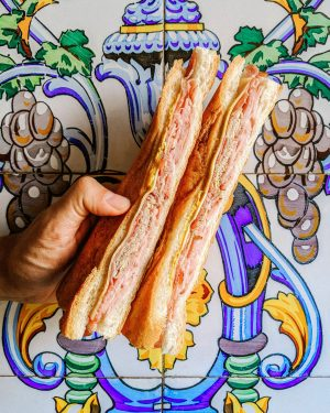 Cuban Sandwiches in Tampa, the Columbia Restaurant