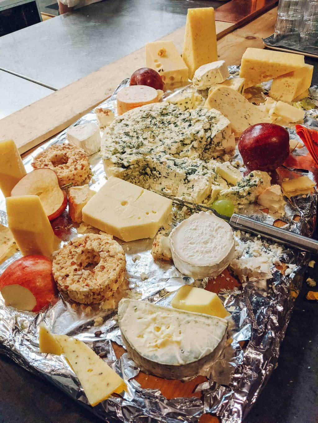 A large cheese platter Finnish Lapland, Lapland destinations, Lapland Finland, Inghams